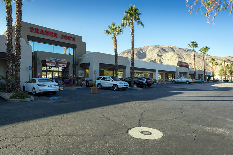 Retail Palm Desert Town Center Plaza Citivest