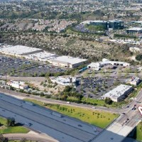 Retail Project: aerial view of Stonecrest Plaza, San Diego, CA - citivestcommercial.com