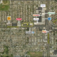 Retail Project: aerial view of Norwalk Square, Norwalk, CA | citivestcommercial.com