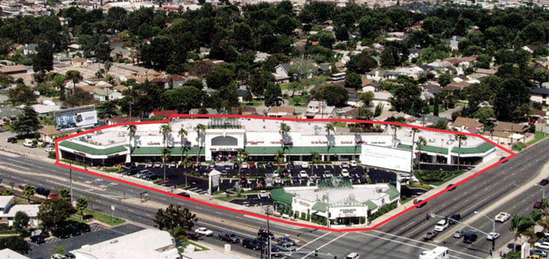 Rolling Hills Plaza - Citivest Commercial retail project