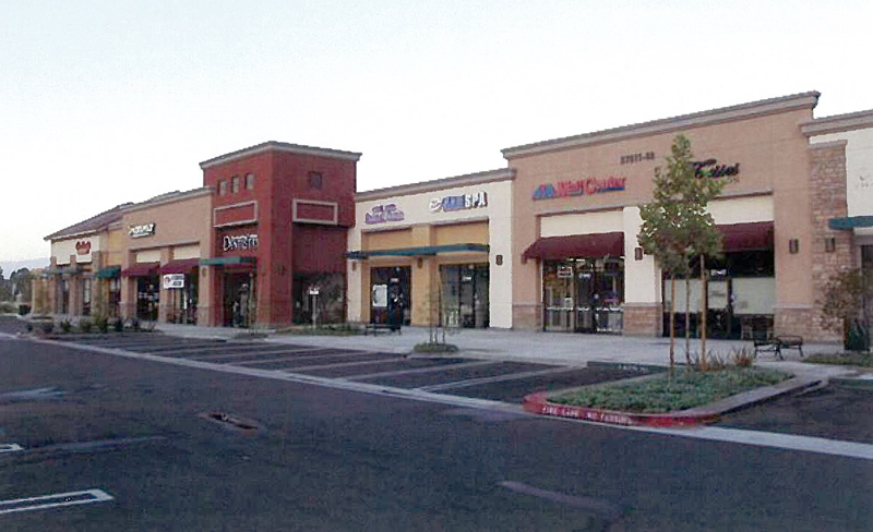 Seco Canyon Village, Santa Clarita - Citivest Commercial retail project