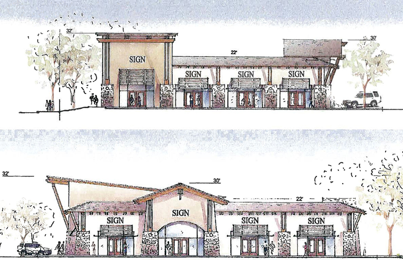 Stevenson Ranch Plaza - Citivest Commercial retail project