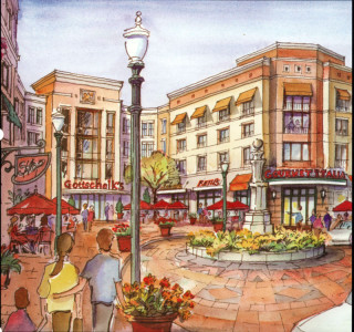 The Village at Redlands retial project Citivest Commercial