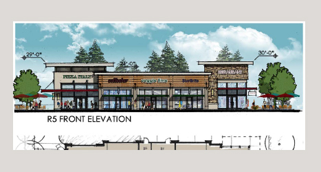 Westborough - Citivest Commercial retail project